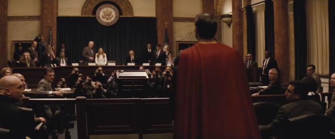 Superman senatoda