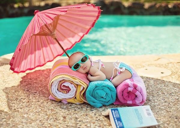 Yaza Hazırlık: Yeni Yürümeye Başlayan Bebekler İçin Tatlı mı Tatlı Deniz Ayakkabıları