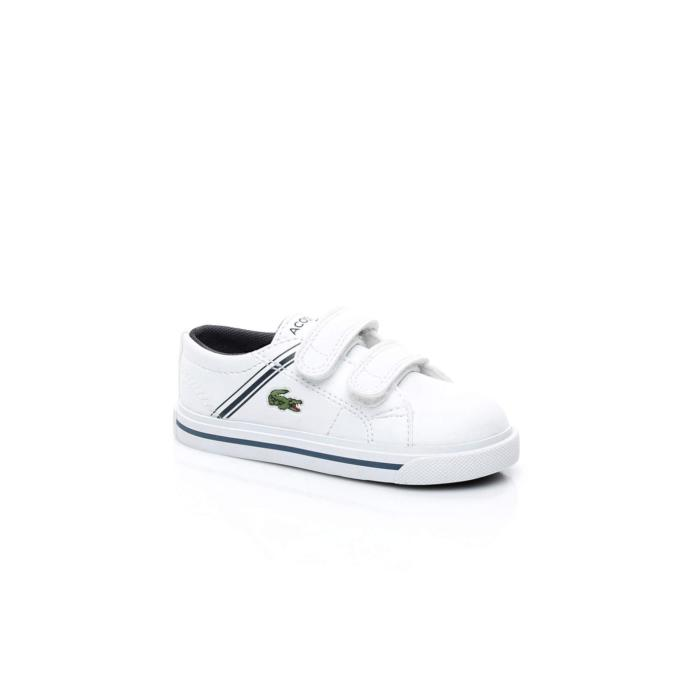 Lacoste cırt cırtlı spor ayakkabı