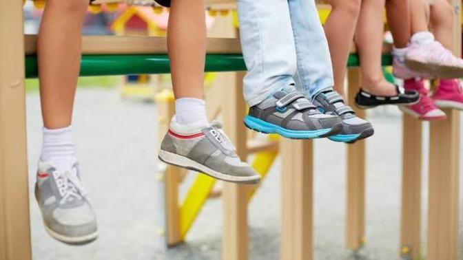Çocuklar İçin En Rahat ve Tatlı Ayakkabılar!