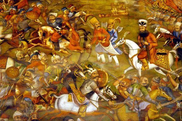 Cihana Gölge Yayan Sultan Selim Han'ın İlk Seferi Çaldıran Meydan Muharebesi