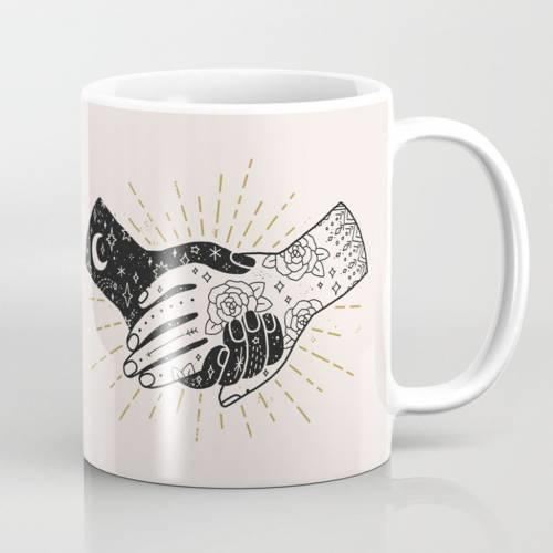 Her kahve içtiğinde beni hatırlayacağı bir kupa.