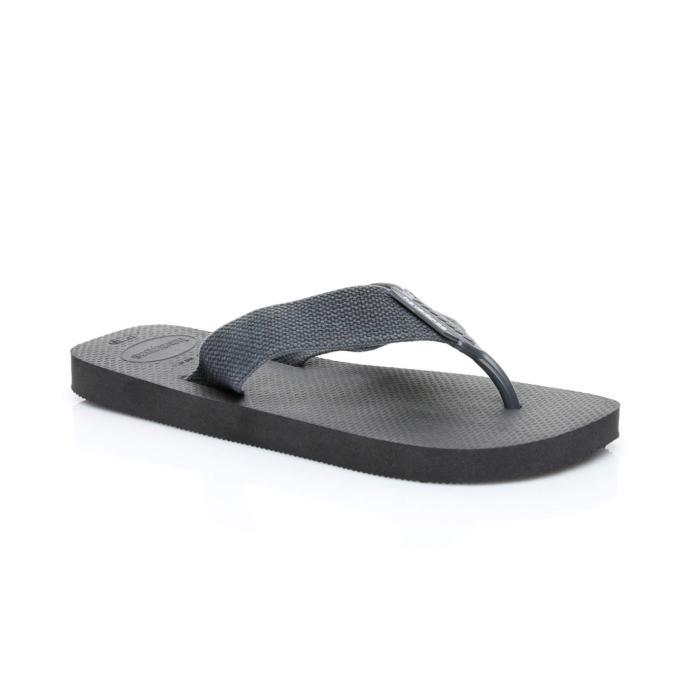 Havaianas Erkek Siyah Sandalet