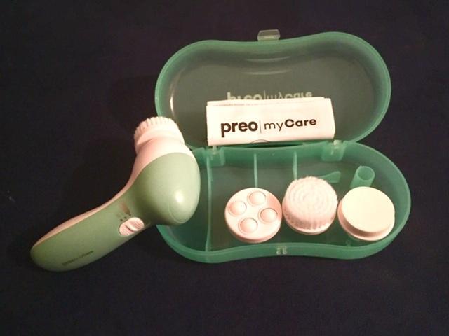 Preo My Care MC01Yüz Temizleme Fırçası