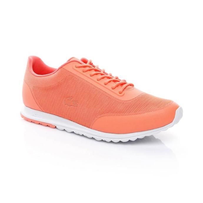 Lacoste turuncu sneaker