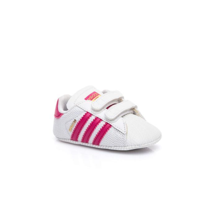 Adidas Bebek Beyaz Sneaker