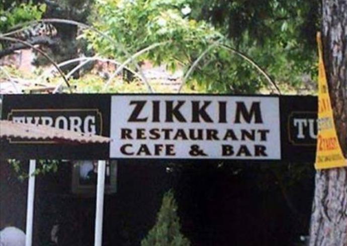 Zıkkım Restaurant Cafe&Bar
