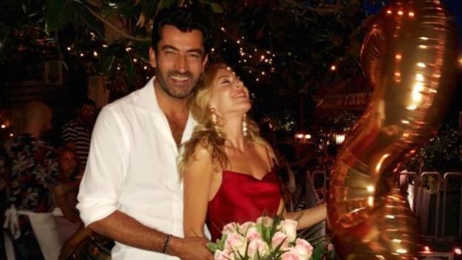 14 Şubat'ın Sembol Çifti Kenan İmirzalıoğlu - Sinem Kobal Oldu