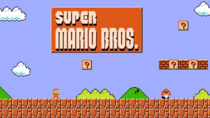 Super Mario Bros'un Orijinal Kopyası Açık Arttırmada 100 Bin Dolara Satıldı!