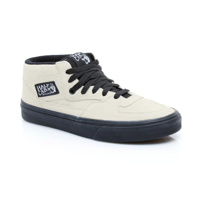 Vans Black Outsole Bej Erkek Sneaker