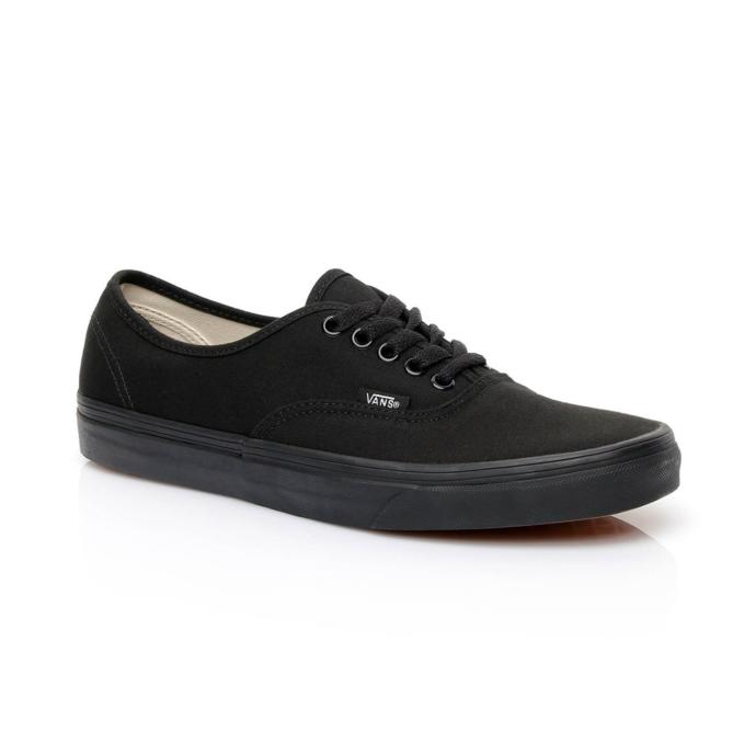 Vans Ua Authentic Unisex Siyah Sneaker