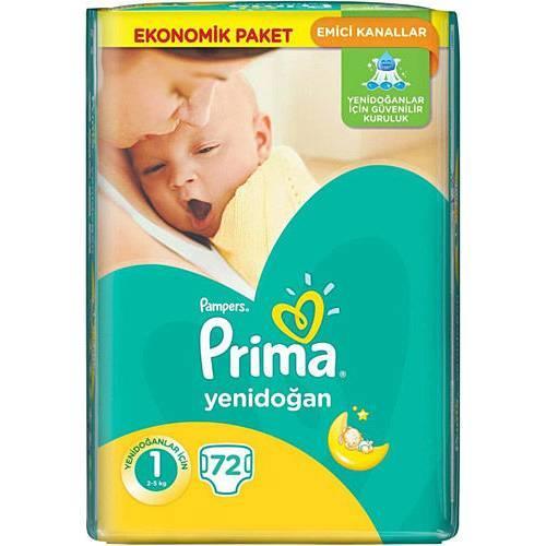 Prima Yenidoğan Bebek Bezi