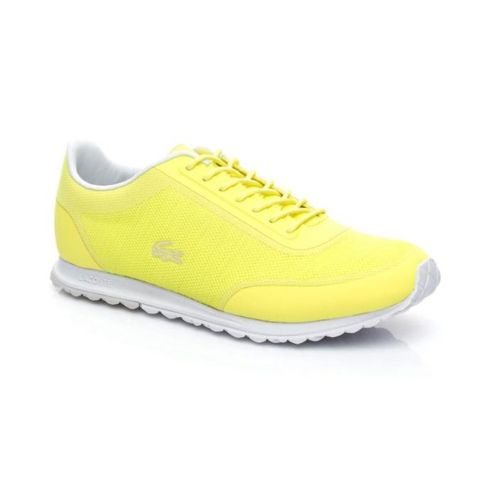 Lacoste Kadın Sarı Spor Ayakkabı