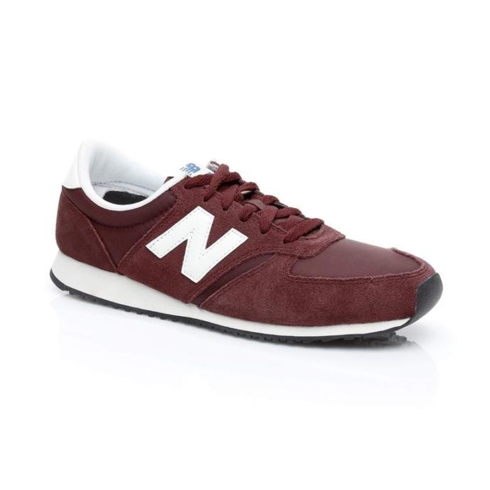 New Balance 420 Erkek Bordo Sneaker
