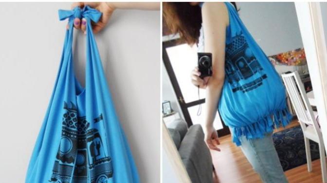 Eskimiş Kıyafetlerinizi Atmak Yerine Değerlendirebileceğiniz 5 Kolay Yöntem