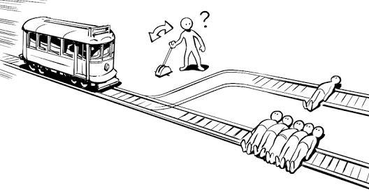 Tramvay İkilemi: 5 Kişinin Yaşaması İçin 1 Kişiyi Öldürür Müydün?
