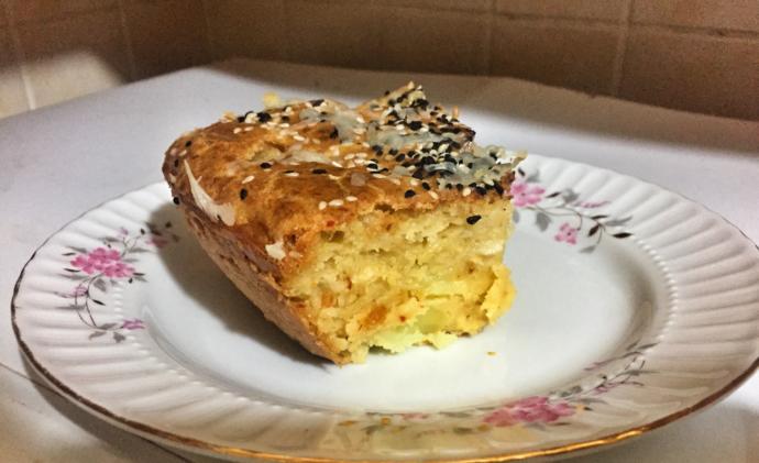 """Enfes Bir Lezzet: Börek Tadında """"Patatesli Kek"""" Tarifi!"""