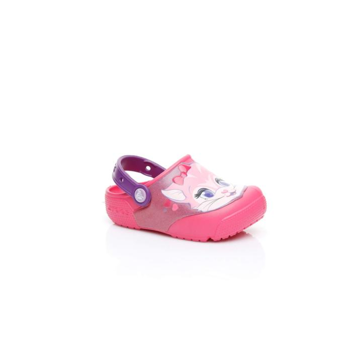 Crocs Lab Lights Clog Çocuk Pembe Sandalet