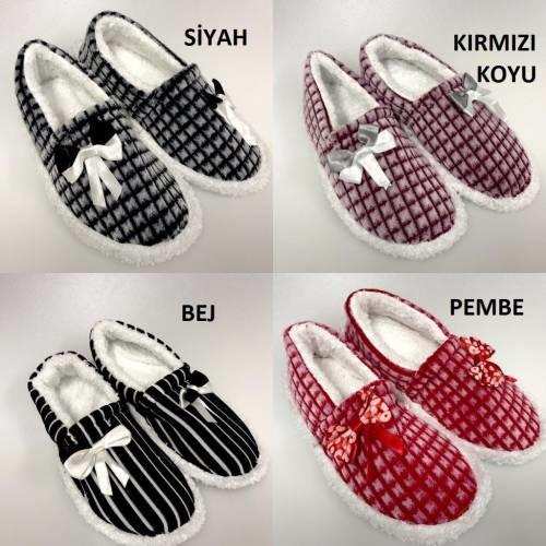 Bayan panduf ayakkabı ev ayakkabısı