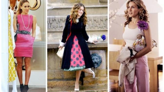 Gelmiş Geçmiş En Stil Sahibi Dizi Karakteri Olan Carrie Bradshaw'ın Stilini İnceliyoruz!