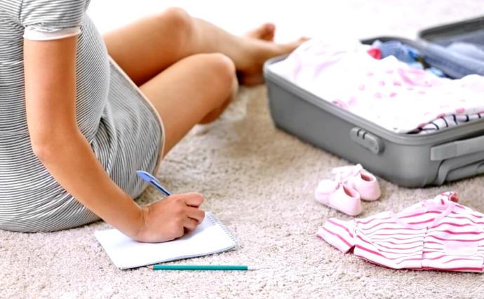 Anne Adaylarına Özel: Doğum Çantasında Olması Gereken Her Şey