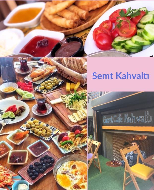 Semt Cafe Kahvaltı