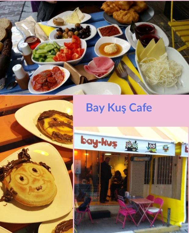 Bay Kuş Cafe