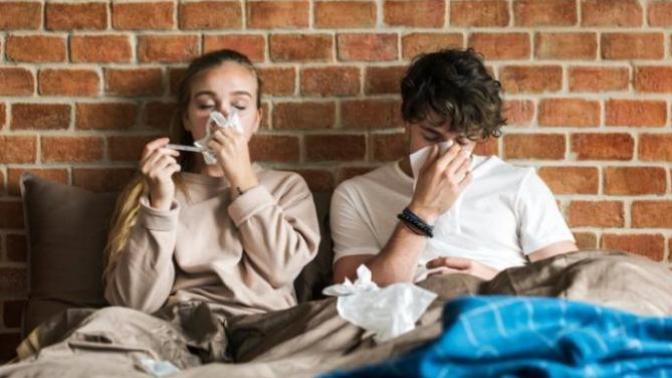 En Ufak Hava Değişiminden Hastalanan Sevgiliye İhtiyacı Olan Ürünler!