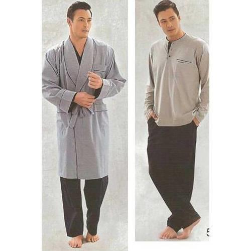 Pierre Cardin 5'li Damat Çeyiz Pijama Takımı