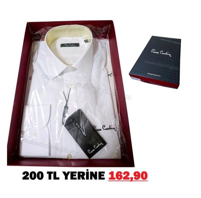 Pierre Cardin Slim Fit Gömlek