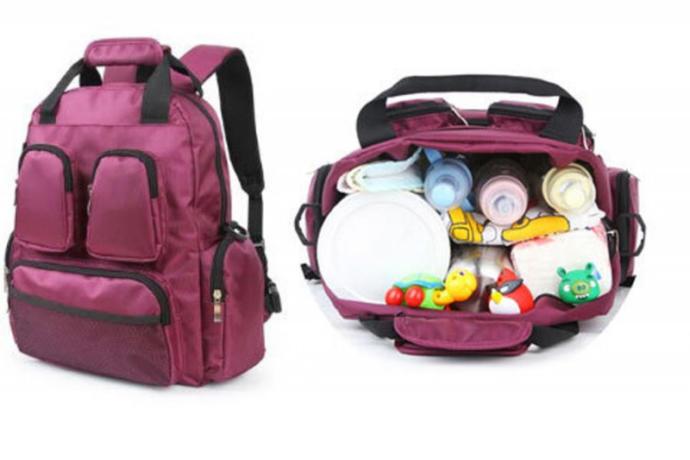 Misafirlikte Veya Dışarıya Çıkarken Bebek Çantanıza Koymanız Gerekenler Listesi