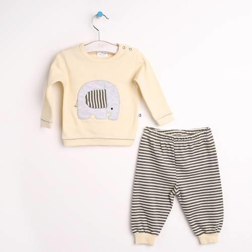 Ebebek Luggi Bebek Pijama Takımı