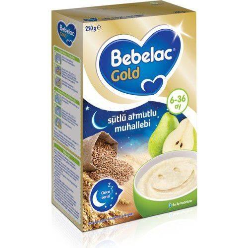 Bebelac Gold Sütlü Armutlu Muhallebi Ek Gıda