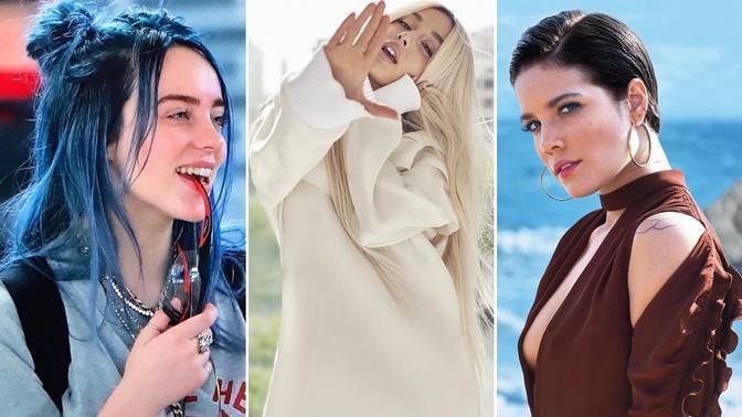Dünyanın En Çok Dinlenen Kadın Şarkıcıları
