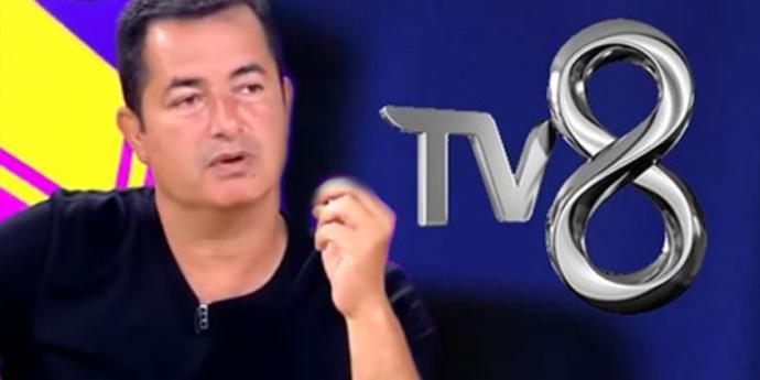 Acun Ilıcalı'nın Sahibi Olduğu TV8 Satılıyor!