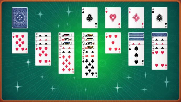 Microsoftun meşhur kart oyunu Solitaire