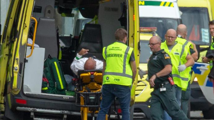 Yeni Zelanda'da 2 Cami Tarandı: 49 Ölü