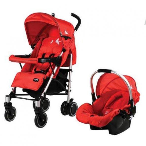 Sunny Baby 757 Jimmy Plus Travel Sistem Bebek Arabası