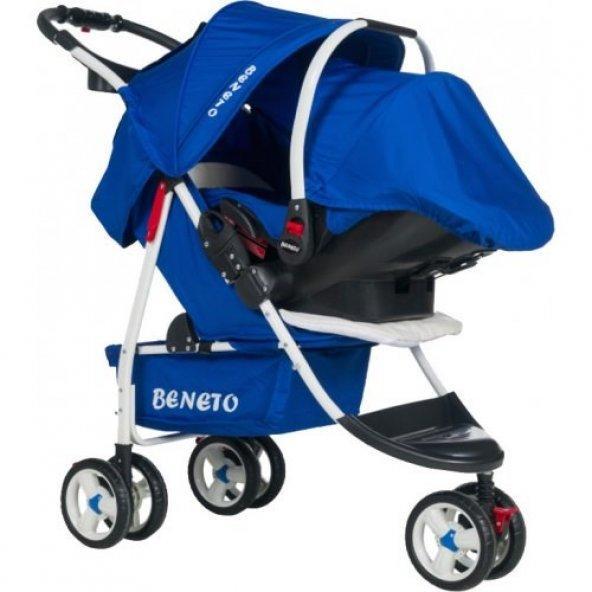 Beneto Bt-444T Jogger Travel Sistem Bebek Arabası