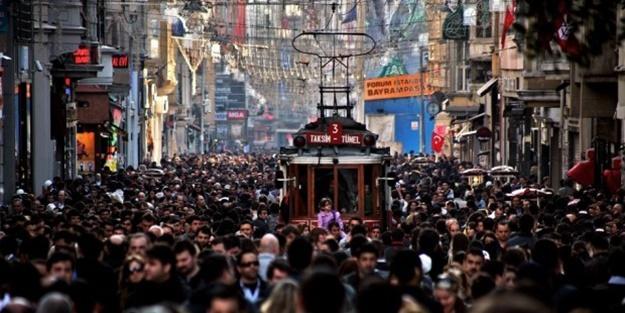 İstanbul'un Nüfusu 131 Ülkeden Fazla!