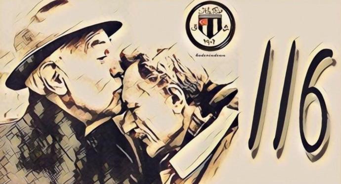 Baba hakkı, SEBA başkanın alnından öpüyor