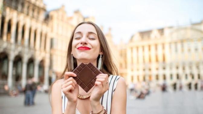 Bitter Çikolata Yemeniz İçin 5 Sebep!