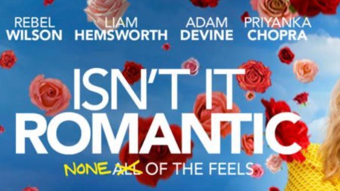 Netflix'in yeni romantik komedi filmi Isn't It Romantic bence!!!