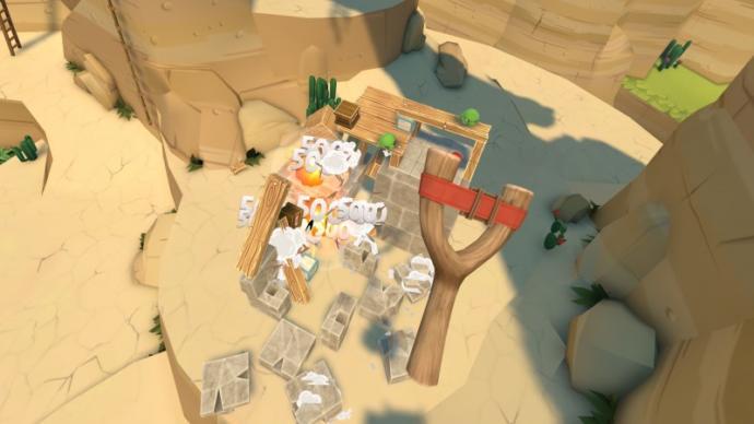 Angry Birds Sanal Gerçeklik ile Birleşiyor!