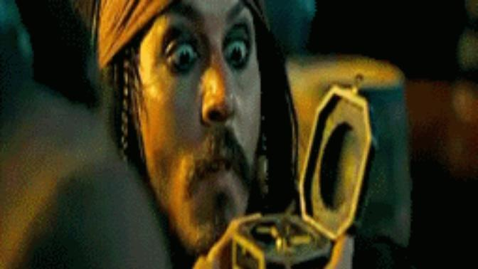 Jack Sparrow'un Pusulası