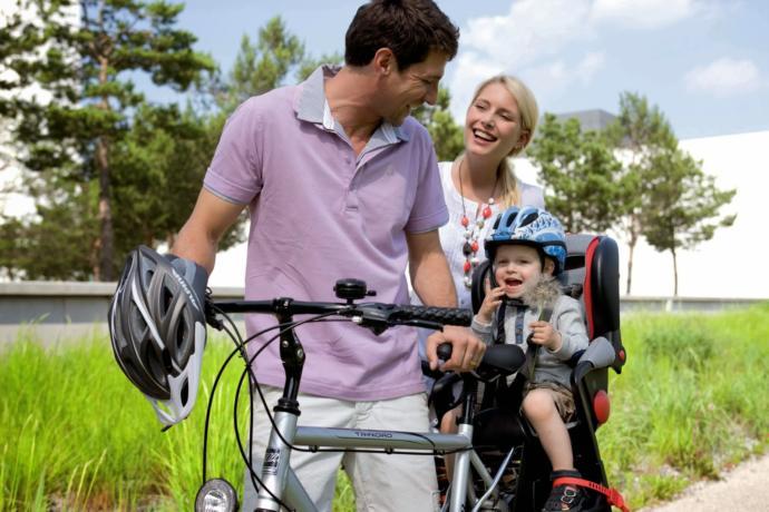 Baharın Tadını Bisiklet ile Çıkaracak Aileler İçin Gerekli Olan Her Şey