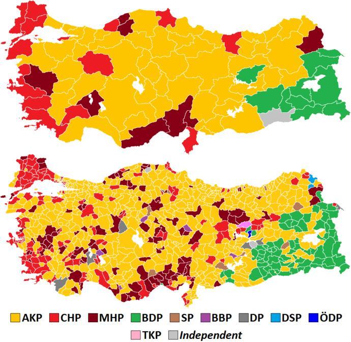 2014 yerel seçimleri