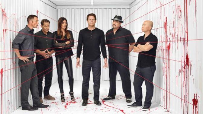 Bence en iyi yabancı dizi Dexter
