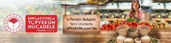 Tanzim Kuyruğuna Girmeden Ucuza Alışveriş: PttAVM'den e-Tanzim
