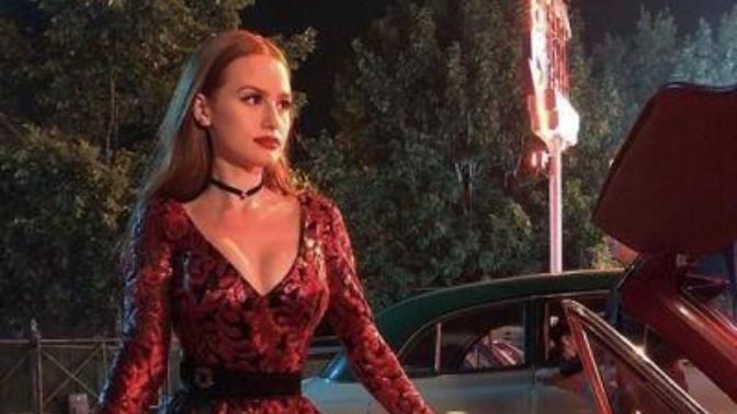 Ateşi Saçlarında Taşıyan Riverdale Karakteri Cheryl Blossom'ın Stilini İnceliyoruz!